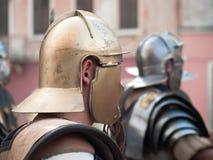 Gladiateurs photographie stock libre de droits