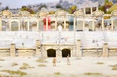 Gladiatiors Stock Photo
