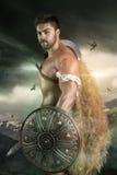 Gladiator/πολεμιστής Στοκ Εικόνα