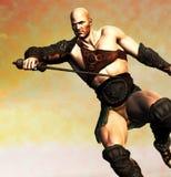 Gladiator Royalty-vrije Stock Foto