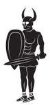 gladiator ilustração stock
