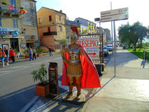 gladiator Immagine Stock Libera da Diritti