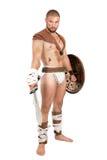 gladiator Imagen de archivo libre de regalías