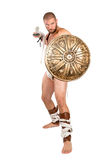 gladiator arkivbild