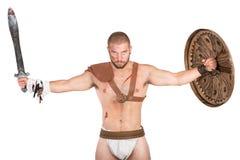 gladiator arkivfoto