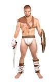gladiator Στοκ φωτογραφίες με δικαίωμα ελεύθερης χρήσης