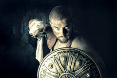 gladiator Στοκ φωτογραφία με δικαίωμα ελεύθερης χρήσης
