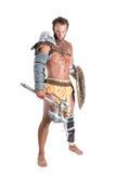 gladiator Στοκ εικόνα με δικαίωμα ελεύθερης χρήσης