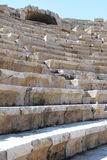 Gladiator Amphitheatre Steps. A gladiators Amphitheatre in Patara, Turkey, has been restored Royalty Free Stock Image