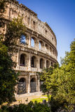 Gladiator arena - Colloseum in Italy Stock Images