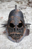 Gladiator helmet Royalty Free Stock Photography
