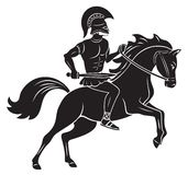 Gladiator vector illustration