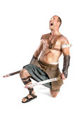 Gladiator Royalty Free Stock Photography