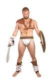 Gladiator royalty free stock photo