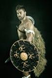 Gladiator/Warrior Royalty Free Stock Photo