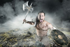 Gladiator/Warrior Royalty Free Stock Photography