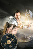 Gladiator/Warrior Royalty Free Stock Photos