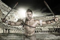 Gladiator/Warrior Stock Images
