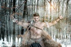 Gladiator/Warrior Stock Photography
