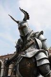 Gladiatore Arena Verona fotografia stock