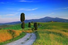 Gladiatorer av Tuscany Royaltyfria Bilder