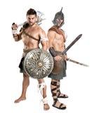 Gladiators Royalty Free Stock Images