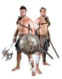 Gladiators Stock Photography