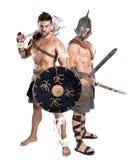 Gladiators Royalty Free Stock Image