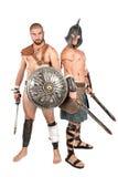 Gladiators Royalty Free Stock Photos