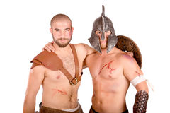 Gladiators Royalty Free Stock Image