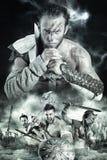 Gladiators/Warriors Royalty Free Stock Photo