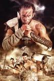 Gladiators/Warriors Royalty Free Stock Image
