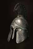Gladiatorsturzhelm Stockbild