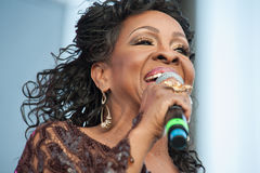 Gladys Knight Royalty Free Stock Photography