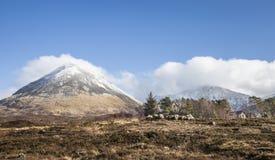 Glamaig from Sligachan,Skye Royalty Free Stock Photos