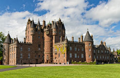 Glamis Castle Stock Photography