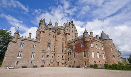 Free Glamis Castle In Scotland Royalty Free Stock Photography - 10886547