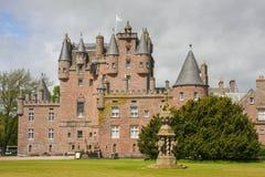 Glamis-Schloss, Großbritannien Stockfoto