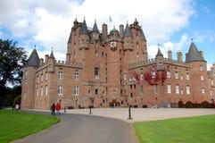 Glamis Schloss, Schottland Lizenzfreies Stockfoto