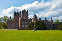 Glamis slott Royaltyfri Fotografi