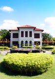 glamistanakampong Arkivfoton