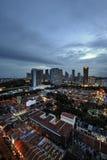 glamkampung singapore Royaltyfri Bild
