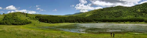glamoc hrast jezioro Zdjęcia Stock
