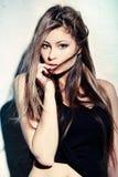 glamorös kvinna Royaltyfri Foto