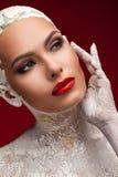 Glamorösa brunnsortbehandlingar Royaltyfri Fotografi