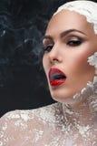 Glamorösa brunnsortbehandlingar Royaltyfria Foton