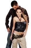 Glamor Couple Royalty Free Stock Photos