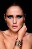 Glamor fashion sexy model Stock Photo