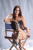 Glamor Model Stock Photography