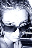 Glamor retro Fotos de Stock Royalty Free